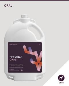 Cervidae Oral